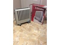 BRAND NEW DIMPLEX CADIZ OIL FILLED RADIATOR (CAN DELIVER)