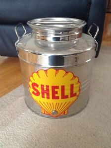 Stainless steel oil tank