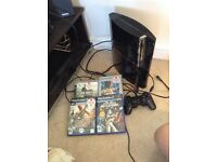 PS3 60gb backwards comp for ps1/2, plus 18 months CEX warranty