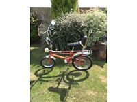 Original Raleigh Chopper bicycle