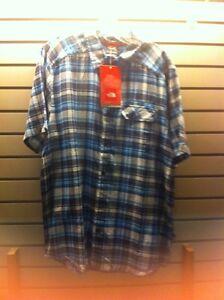 Emmshop: NEW TAGS ON men's lg short sleeve shirts Peterborough Peterborough Area image 6