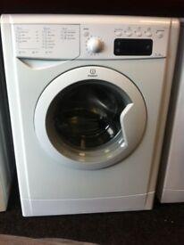 Indesit washing machine (white)