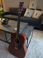 Martin DRS1 - All Solid Sapele Dreadnought