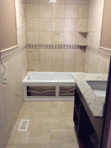 tiling services London Ontario image 1