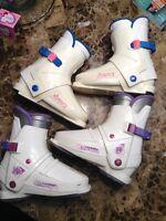 Nordica alpine/downhill ski boots sizes 20.5