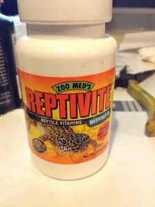 Gecko reptivite without D3