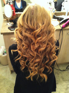 HAIR CURLING SERVICE - $20-$30