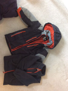 Children's Place winter coat and insert