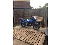 Gpz500 all work done reddy for mot but was looking to see what's out their for swaps only