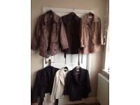 Assortment of new ladies ,coat/ jackets size 14 16