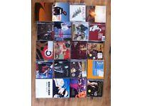 Music cd huge collection job lot . Rock pop house etc