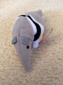 Brand new with tags TY Beanie Babies Anteater plush toy London Ontario image 1