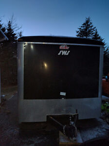 2016 Twin Rivers 20' Enclosed Trailer **Reduced Feb 10**