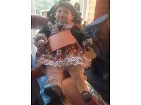 The Leonardo collector's porcelain doll