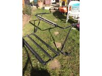 BIKE RACK - Rear Mounted for 3 Bikes, Excellent Condition