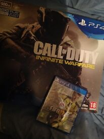 Brand new PS4 PlayStation 4 call of duty pack