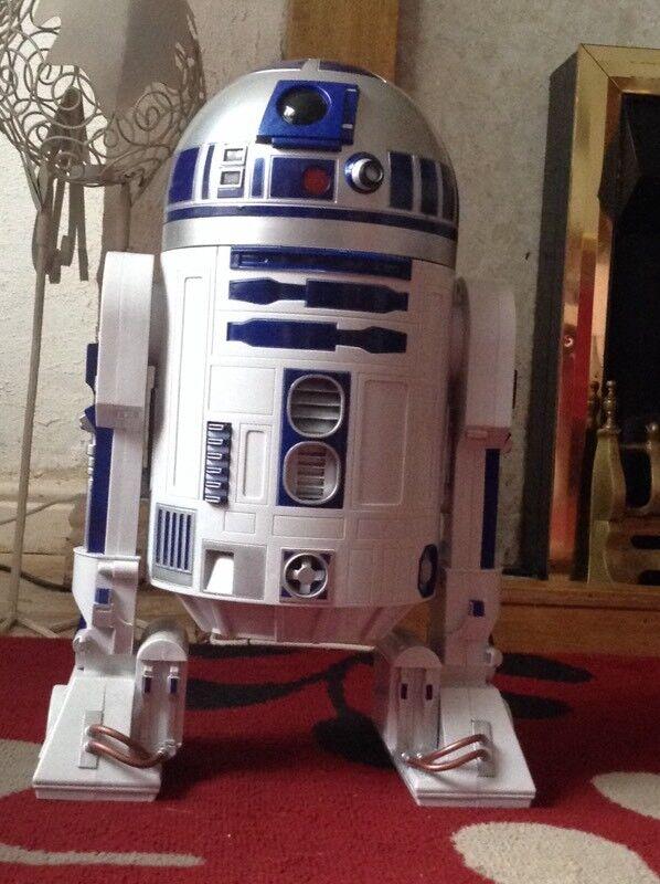 Star Wars Deluxe R2 D2 18''