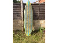 "6""6 surf board / surfboard"