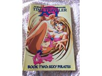 Time traveler Ai book - sexy pirates