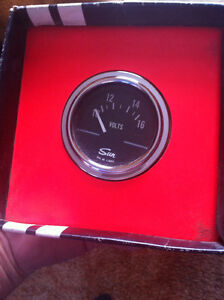Gas Gauge and Voltmeter