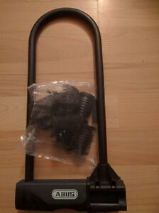 Abus Ulock. High quality. Never used.