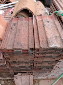 Roof tiles-Marley antique red/ brown