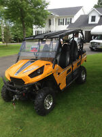 Tyrex - New 2014 - only 180 km - Warranty - Save $ 5000