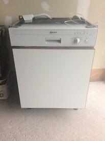 Dishwasher NEFF Semi Integrated
