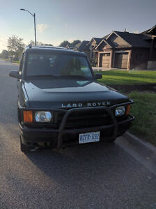 2001 Land Rover Discovery 4X4 SUV