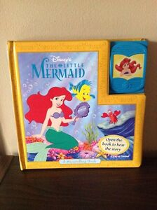 Disney The Little Mermaid Play-A-Sound Book