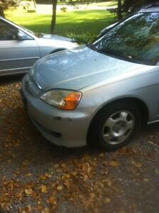 MANUAL TRANSMISSION!!!!! 2003 Honda Civic Hybrid Sedan