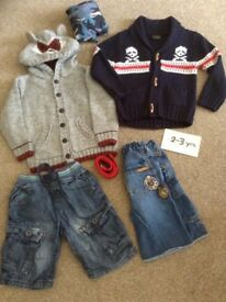 Age 2-3 boys £5