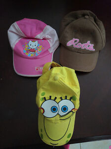 hats for young kids 1.50$ each hat a few different sizes
