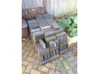Bricks hard standing