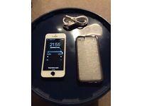iPhone 5G white 32gb