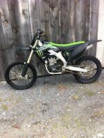2010 fuel injected kx450f
