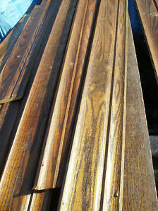 Various Sizes of Used Oak Boards /Crown Molding / Bar Tops Kawartha Lakes Peterborough Area image 6