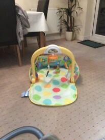 Fisher price playgym