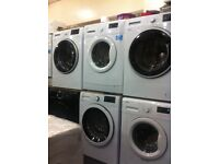 Washing machine sale on £85 warranty included 5-11kg : fridge freezer/tumble dryers/cookers/dryers
