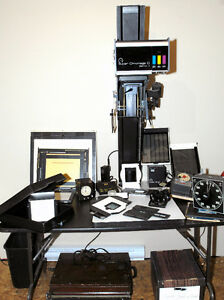 Complete Darkroom Equipment For Developing Photos Best Offer West Island Greater Montréal image 1