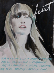 Feist SOLD OUT tickets. Saturday May 26!