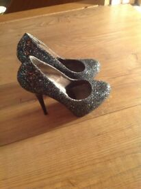 Glitter/Sparkle Heels