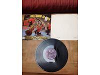 "Original Rock around The clock"" Bill Haley and The Comets"" vinyl record"