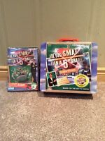 Are You Smarter Than A 5th Grader? board game and DVD game