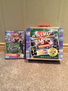 Are You Smarter Than A 5th Grader? board game and DVD game Kitchener / Waterloo Kitchener Area image 1