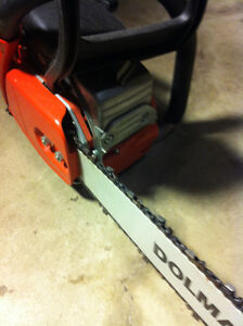 Dolmar PS-510 Chainsaw Germany made.