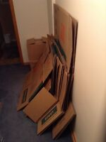 Moving boxes!