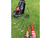 US Kids Golf Club Set 60""