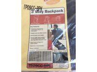 Toshiba Laptop 3 Way Backpack