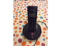 BT graphite Trio cordless phones and answer machine.